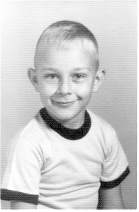 Billie Gibson, II 1st Grade Picture