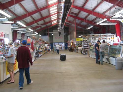 Western Carolina Farmers' Market - Asheville, NC Saturday, April 17, 2010