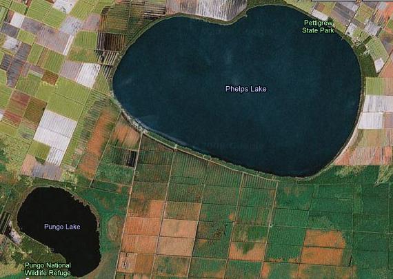 Phelps & Pungo Lakes