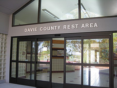 Davie County Rest Area