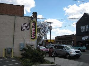 Burke Street Pizza