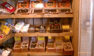 Ramrod Cigars at Tobacco Shop in New Bern