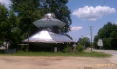 Bowman UFOs