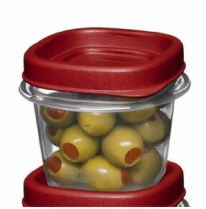 Rubbermaid Small Storage Container