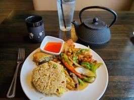 Thai Basil Chicken Lunch Special